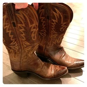 Lucchese Womens Boots N4540
